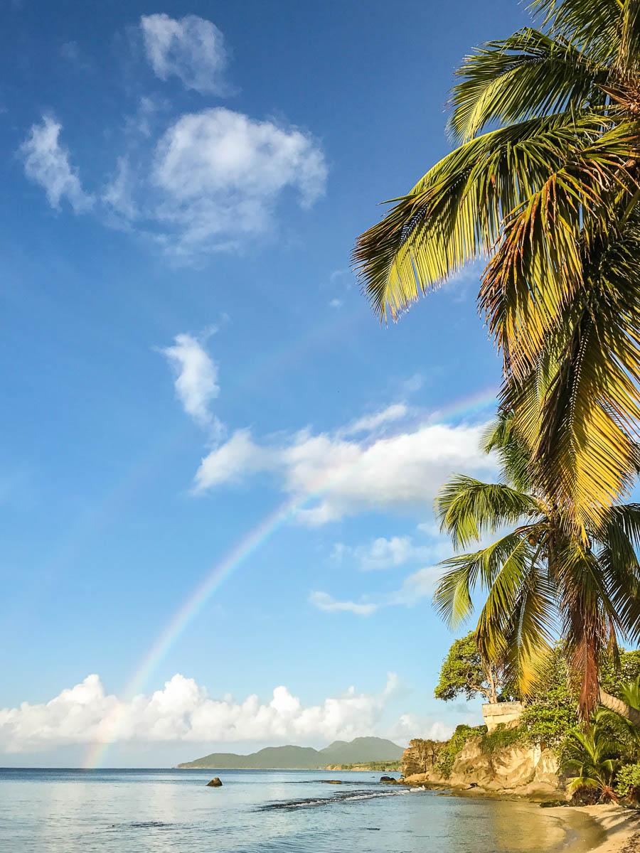rainbow beach vieques