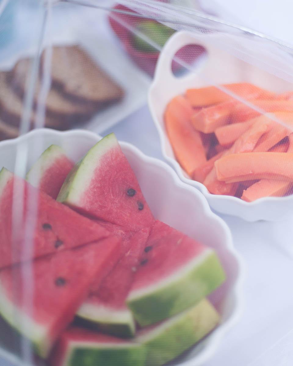Water Melon Breakfast
